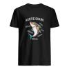 Auntie shark tattoos aunt gift tee shirt hoodie